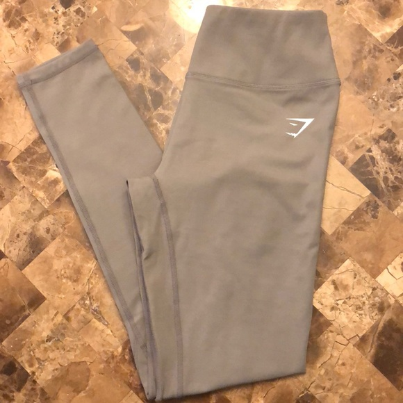 e1d1cc7940e11 Pants | Gymshark Dreamy Leggingslate Grey | Poshmark